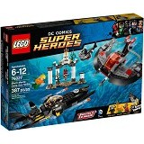 LEGO Super Heroes Black Manta Deep Sea Strike [76027] - Building Set Movie