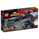 LEGO Super Heroes Black Panther Pursuit [76047] (Merchant) - Building Set Movie