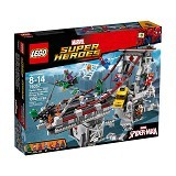 LEGO Super Heroes Spider-Man Web Warriors Ultimate Bridge Battle [76057] (Merchant) - Building Set Movie