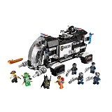 LEGO Super Secret Police Dropship [70815]
