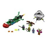 LEGO T-Rawket Sky Strike [79120] - Building Set Movie