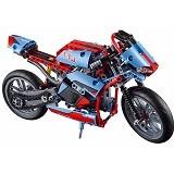 LEGO Technic Street Motorcycle [42036] - Building Set Transportation