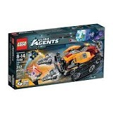 LEGO Ultra Agent [70168] (Merchant) - Building Set Occupation