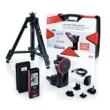 LEICA GEOSYSTEMS Disto D810 Touch Package - Meteran Digital
