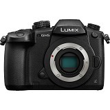 PANASONIC Lumix GH5 Body Only - Camera Mirrorless