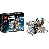 LELE Block Lele Star Wart X Wing Fighter - Building Set Movie
