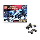 LELE Hero Gathering Seri 79083 [AUS-0475] - Building Set Movie