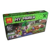 LELE Minecraft - Building Set Animal / Nature