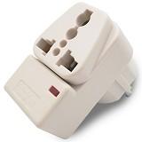 LENKA Steker [OSM-66D] - Steker Besar / Bulat