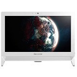 LENOVO All-in-One IdeaCentre C20-05 [F0B3005JID] - White (Merchant) - Desktop All in One Amd Dual Core