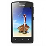 LENOVO A1000M - Onyx Black (Merchant) - Smart Phone Android