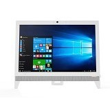 LENOVO All-in-One IdeaCentre AIO310-20ASR [F0CK0003ID] - White (Merchant) - Desktop All in One Amd Dual Core