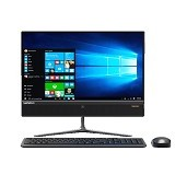 LENOVO All-in-One IdeaCentre AIO510-22ISH Non Windows [F0CB000DiD] - Black (Merchant) - Desktop All in One Intel Core I3