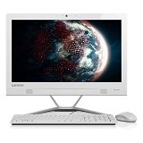 LENOVO All-in-One IdeaCentre AIO300-20ISH Non Windows [F0BV0012ID] - White - Desktop All in One Intel Core I3