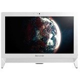 LENOVO IdeaCentre C20-00 88ID - White (Merchant) - Desktop All in One Intel Celeron