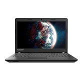 LENOVO IdeaPad 100-0LID Non Windows - Black (Merchant) - Notebook / Laptop Consumer Intel Core I3