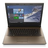 LENOVO IdeaPad IP305 [80R1005XID] - Golden - Notebook / Laptop Consumer Intel Core I3