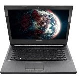 LENOVO IdeaPad G40-45 75ID Non Windows - Black (Merchant) - Notebook / Laptop Consumer Amd Quad Core