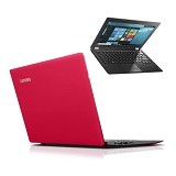 LENOVO IdeaPad IP100S-11IBY [180R200DUMJ] - Red (Merchant) - Notebook / Laptop Consumer Intel Quad Core