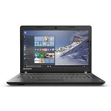 LENOVO IdeaPad IP110-14AST [80TQ0005ID] - Black (Merchant) - Notebook / Laptop Consumer Amd Dual Core