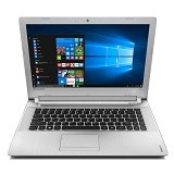LENOVO IdeaPad IP500-14ISK [80NS005MID] - White (Merchant) - Notebook / Laptop Consumer Intel Core I7