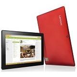 LENOVO IdeaPad Miix 310-10ICR [80SG00DBMJ] - Red (Merchant) - Notebook / Laptop Hybrid Intel Atom