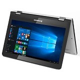 LENOVO IdeaPad YOGA 300 2HID - White - Notebook / Laptop Hybrid Intel Celeron