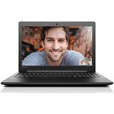 LENOVO Ideapad 310 15IKB Non Windows (Core i7-7500U) - Black (Merchant)