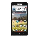LENOVO P780 8GB – Deep Black - Smart Phone Android