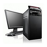 LENOVO ThinkCentre Edge E93-DIF Microtower - Black - Desktop Tower / Mt / Sff Intel Core I5