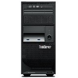 LENOVO ThinkServer TS150-NIA (Xeon E3-1225v5, 8GB DDR4, 2TB SATA, 2x GbE NIC, Monitor) - Smb Server Tower 1 Cpu