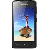 LENOVO Vibe A [A1000m] – Black (Merchant) - Smart Phone Android