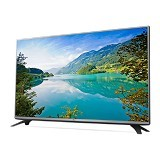 LG 43 Inch Digital TV LED [43LF510T] - Black (Merchant) - Televisi / Tv 42 Inch - 55 Inch