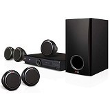 LG 5.1ch DVD Home Theater [DH3140S] (Merchant) - Home Theater System