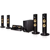 LG Home Theater 5.1ch [BH6340H] - Home Theater System