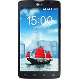 LG L80 Dual [L380] - Black - Smart Phone Android