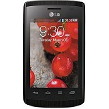 LG Optimus L1 Single II [E410] - Black - Smart Phone Android