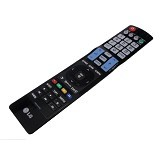 LG Remote TV LCD LED - Black (Merchant) - TV Remote