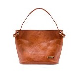 LIESL Bag Jenica [A160299] - Brown (Merchant) - Satchel Bag Wanita