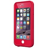 LIFEPROOF Fre for Apple iPhone 6 - Red - Casing Handphone / Case