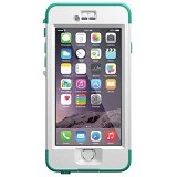LIFEPROOF Nuud for iPhone 6 - Riptide Teal - Casing Handphone / Case