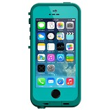 LIFEPROOF Apple iPhone 5/5S Fre Case - Dark Teal/Teal - Casing Handphone / Case
