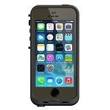 LIFEPROOF iPhone 5/5S Fre Case - Olive Drab Green / Black (Merchant) - Casing Handphone / Case