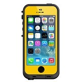 LIFEPROOF iPhone 5/5S Fre Case - Yellow / Black - Casing Handphone / Case