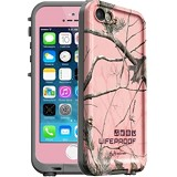 LIFEPROOF Apple iPhone 5/5s Fre Case - AP Pink/Pink Realtree - Casing Handphone / Case