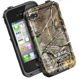 LIFEPROOF Apple iPhone 5/5s Fre Case - Xtra/Black Realtree - Casing Handphone / Case