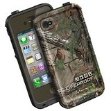 LIFEPROOF Apple iPhone 5/5s Fre Case - Xtra Green/OD Green Realtree - Casing Handphone / Case