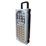 LIGHTSPRO Lampu Emergency Light [LP-6801] - White (Merchant) - Lampu Emergency