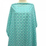 LIL DOT Nursing Cover Teal Star Scope [2120244-10] - Breast Care