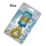LITTLE GIANT Chime Rattle [LG-1394] - Blue (Merchant) - Rattle
